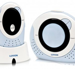Lutje Potje Luvion Deluxe 100 babyfoon